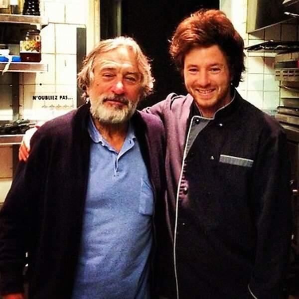 Jean Imbert (Top Chef) côtoie les stars