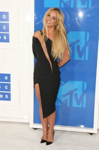 Plus de doutes, Britney Spears a retrouvé la ligne