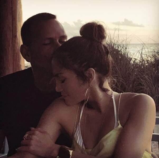 Jennifer Lopez est toujours in love de son Alex Rodriguez.