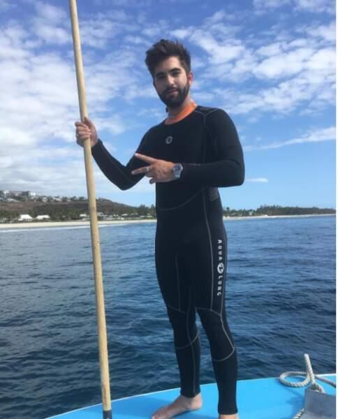 Et du paddle !