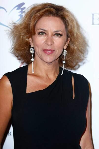 La comédienne Corinne Touzet