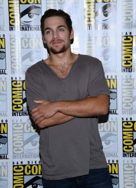 Dylan Sprayberry, un jeune acteur de la série Teen Wolf