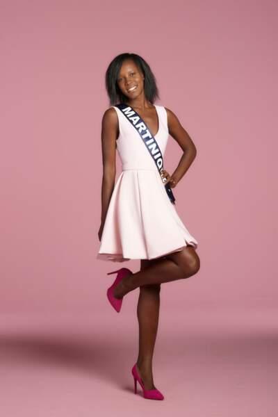 Laure-Anais Abidal, Miss Martinique