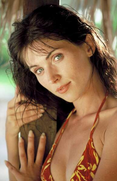 Isabelle Bouysse, la charmante Jeanne qui apparaît dans Les vacances de l'amour