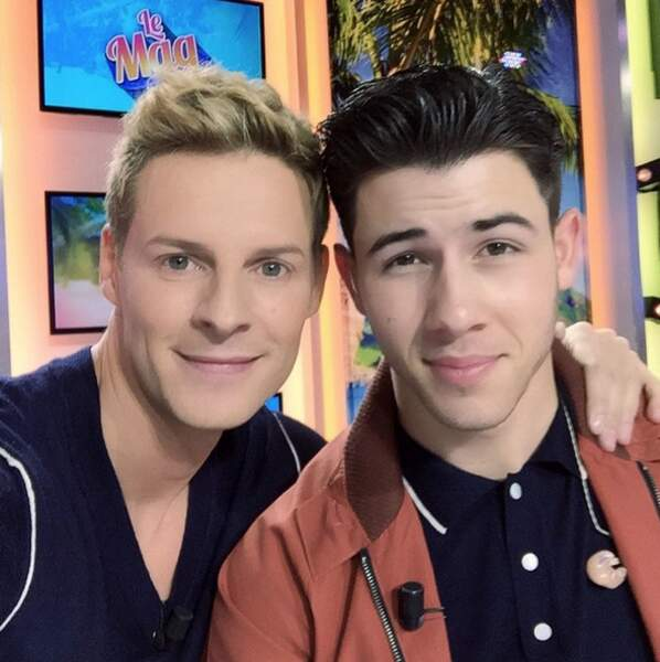 Sans oublier Nick Jonas, ancien membre des Jonas Brothers.