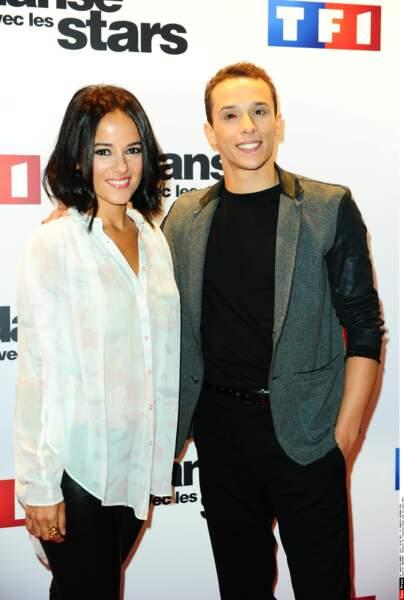 Lors de la saison 4, son duo avec Alizée a fait rêver les téléspectateurs. Les deux tombent amoureux