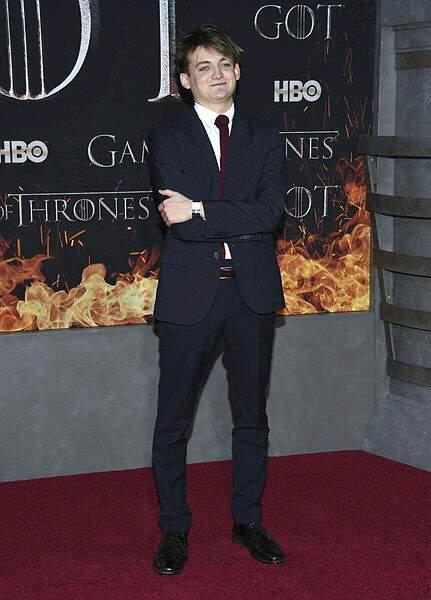 Qui voilà ? Jack Gleeson alias le vil Joffrey Baratheon