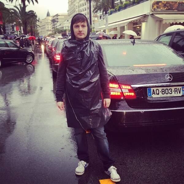 Chris Esquerre VS. la pluie