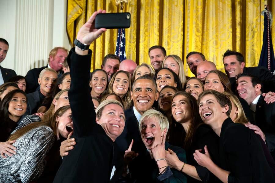 """""""Selfie avec le chef"""""""