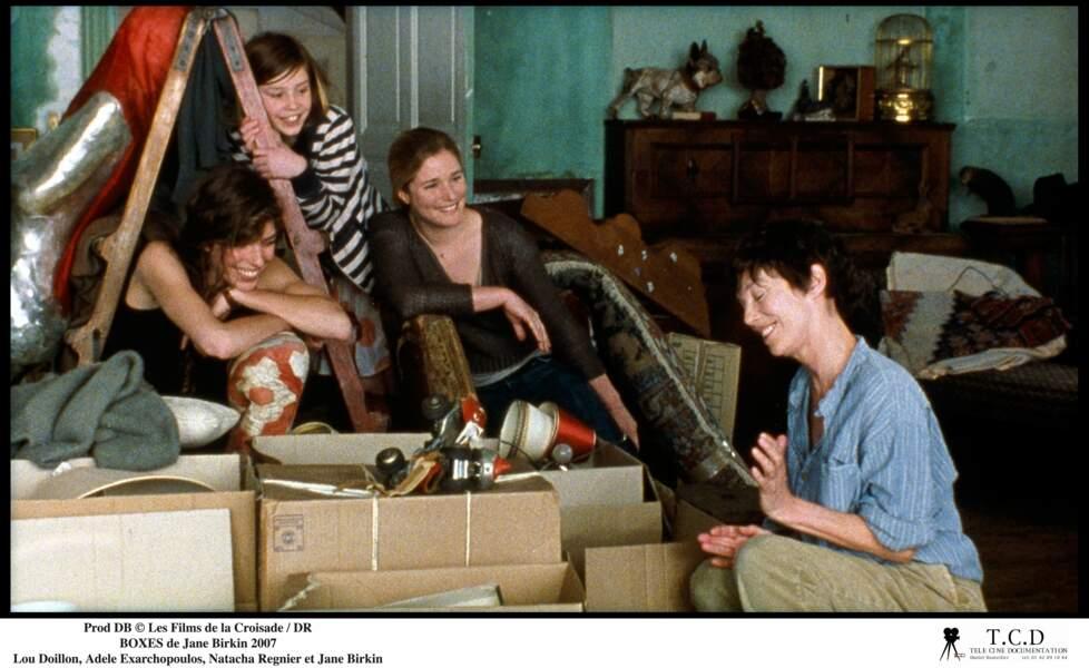 2006 : Boxes de Jane Birkin