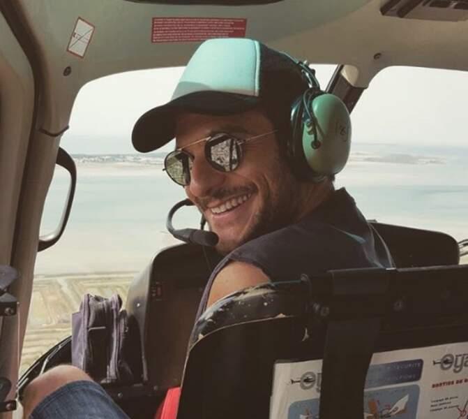 Mais vous préférez peut-être Amir en guise de pilote ?