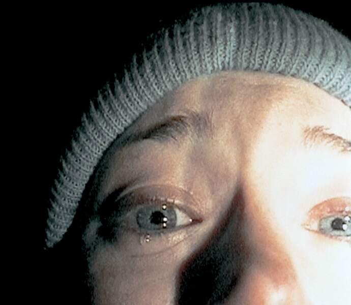 """N°9 : """"Le projet Blair Witch"""" (105 calories), l'un des films les plus rentables de l'histoire..."""