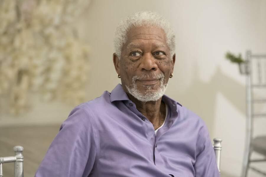 La voix d'outre-tombe de Morgan Freeman est celle de…