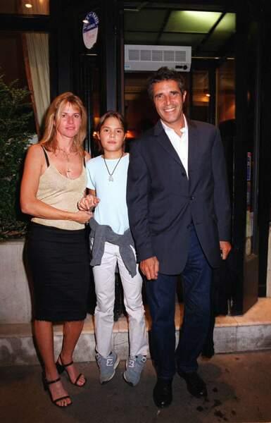 En 1985,  il épouse Virginie Couperie-Eiffel (descendante de Gustave Eiffel)