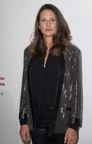 Camille Cottin, alias La connasse, fait partie des espoirs du cinéma français, bravo !