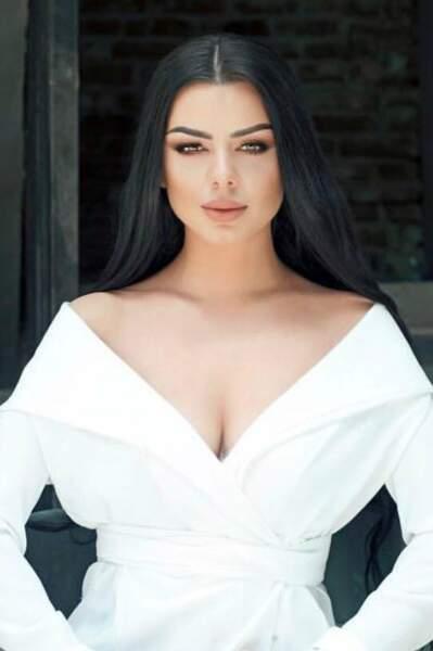 Zana Berisha, Miss Kosovo