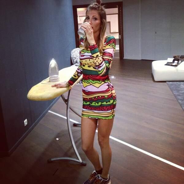 Cette robe est vraiment originale