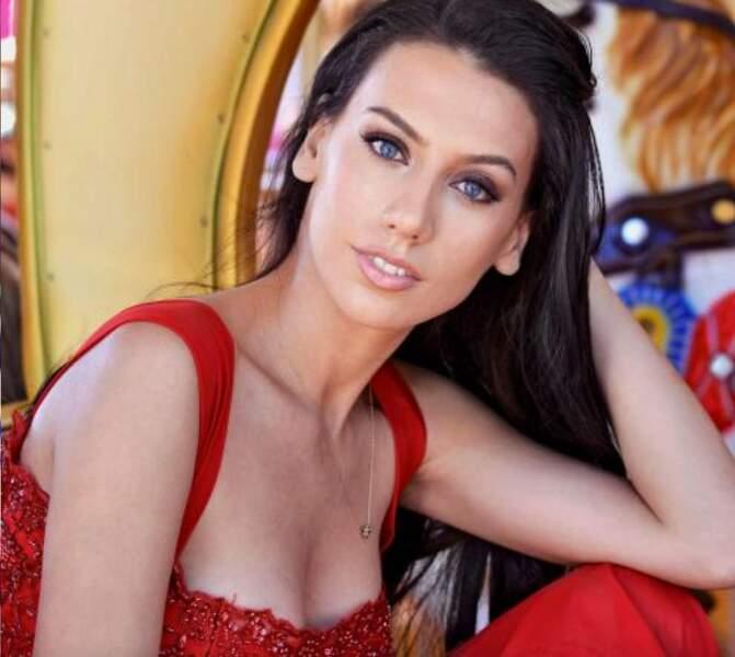 Miss Albanie, Endrra KOVACI