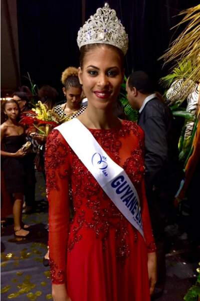 Miss Guyane 2015 s'appelle Estelle Merlin