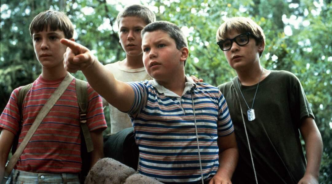 Stand By Me : la quête macabre de quatre teenagers sur les routes de l'Oregon.