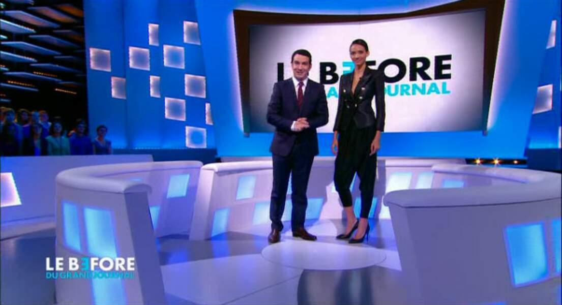 Top : Cora Emmanuel, la bonne humeur fashion de la semaine (Le Before)