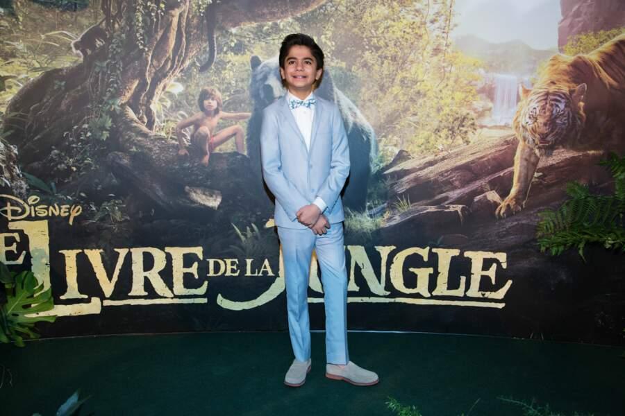 Petit Mowgli deviendra grand