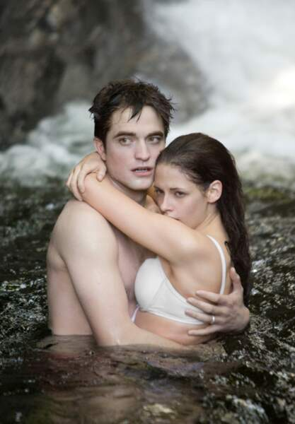 Edward et Bella ont surmonté toutes les épreuves