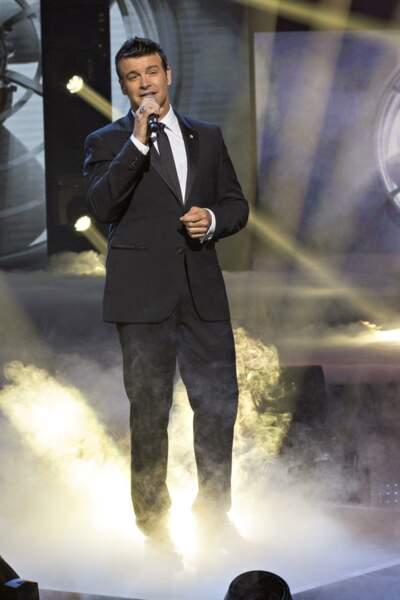 Roch Voisine est également venu chanter pour Grégory