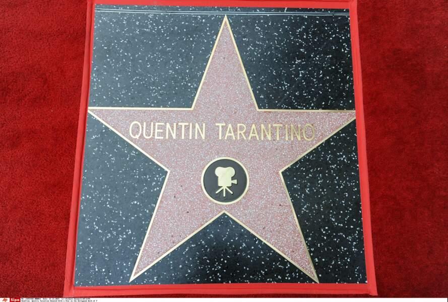 ... l'Etoile du grand Tarantino.
