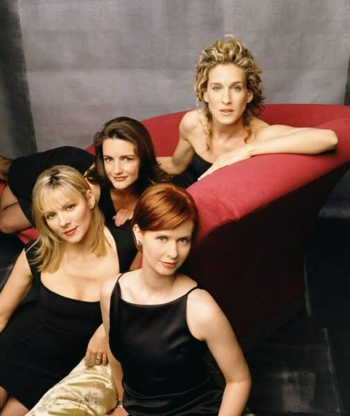 En 1998 débarque sur le petit écran Sex and the city, une série culottée !