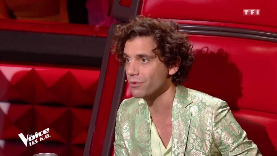 Couleurs, textures, Mika ose tout pour cette saison 8 de The Voice