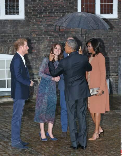 Quel showman, ce Barack !