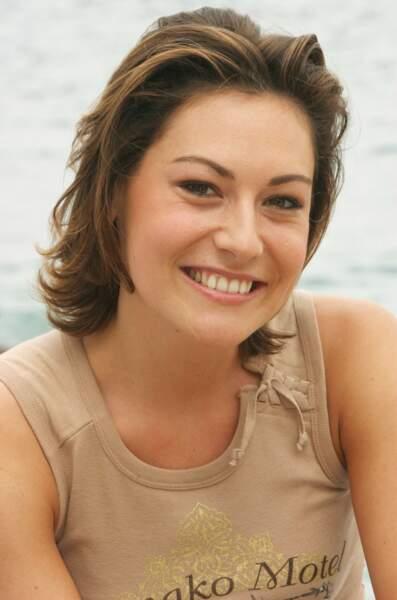 Shirley Bousquet est arrivée dans la saison 5 pour jouer Jeanne, la demie-soeur de Valentine.