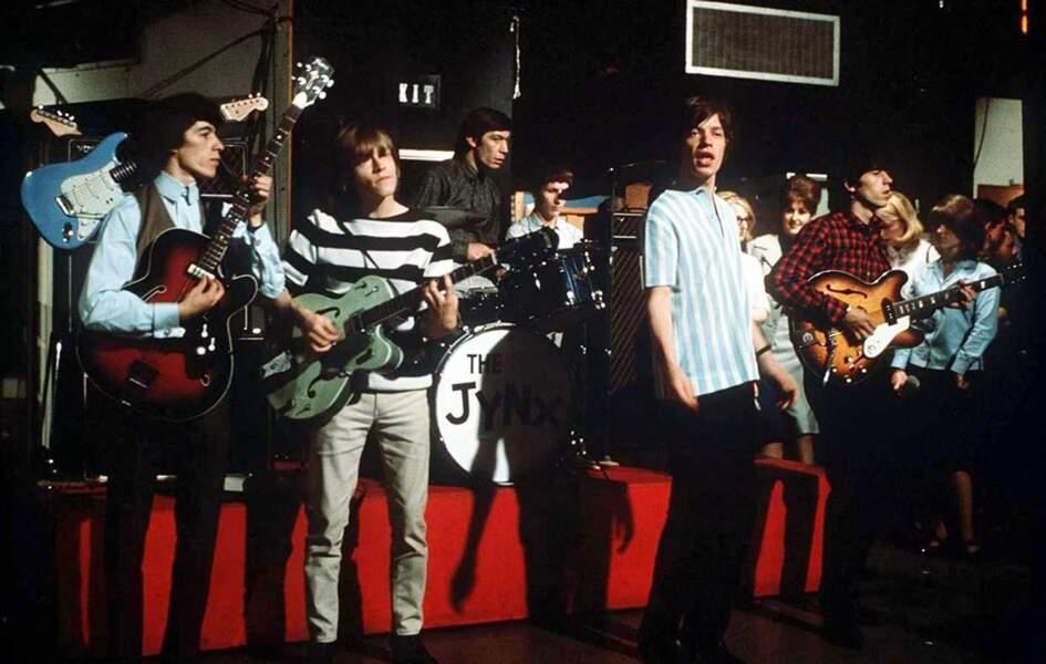 Les Rollings Stones en 1964