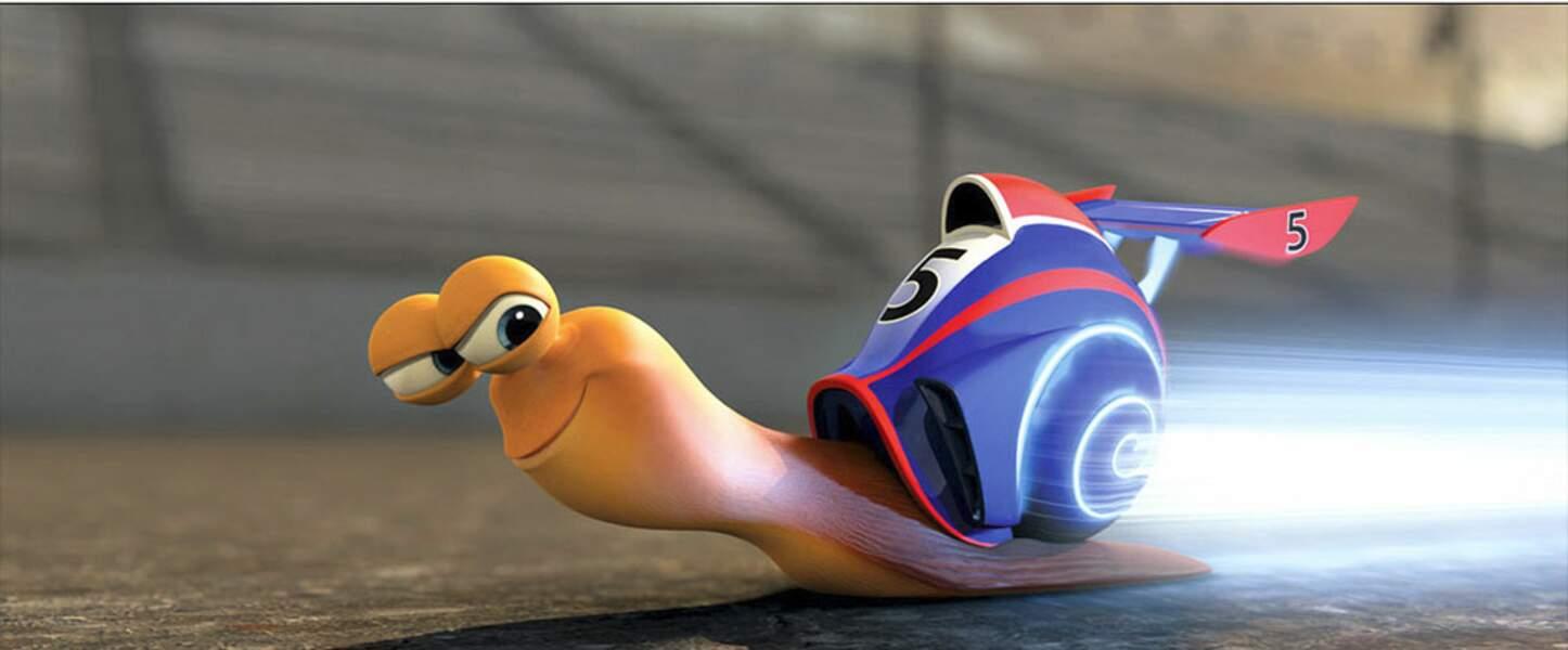 Turbo a pris tout le monde de court et termine septième avec 2,44 millions d'entrées