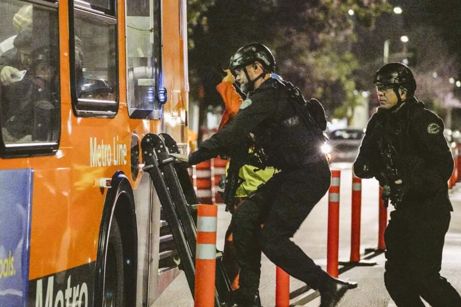 A l'assaut d'un bus pour libérer des otages