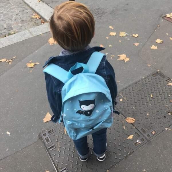 Regardez le fils de Christophe Michalak, déjà 3 ans !
