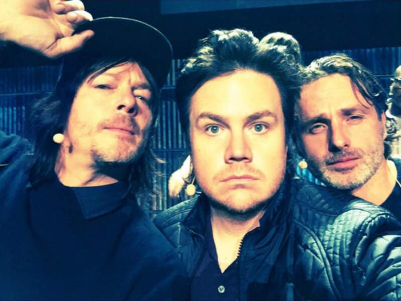 Joli trio !