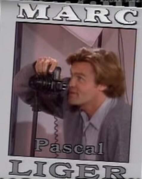 Pascal Liger (Marc) est apparu dans plusieurs séries dont Section de Recherche et Duval et Moretti