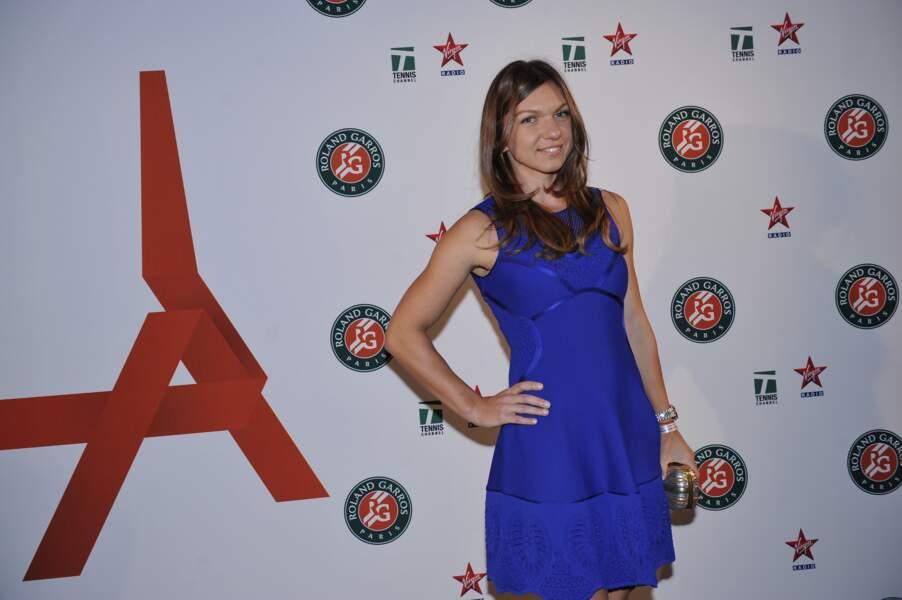La finaliste malheureuse de l'année dernière, Simona Halep