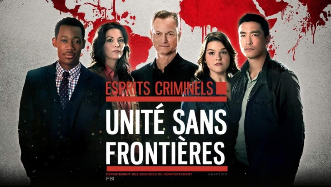Gary Sinise a tenu le rôle principal d'Esprits criminels : unité sans frontière, spin-off de la célèbre série, et est apparu dans 13 Reasons Why