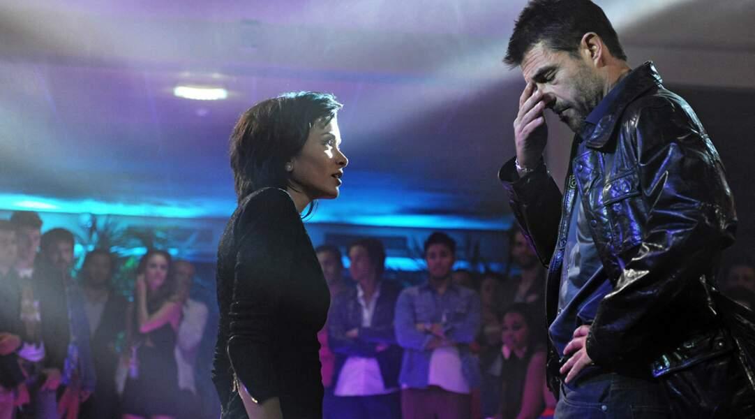 C'est en été 2013, sur le tournage de la comédie Les Francis, que Thierry a rencontré Jenifer, l'amour de sa vie.