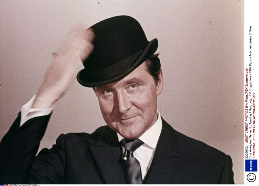 L'acteur Patrick Macnee (Chapeau melon et bottes de cuir) s'est éteint à 93 ans.