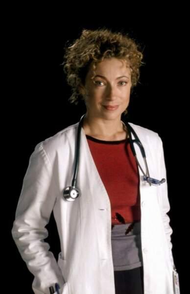 Le docteur Elizabeth Corday (Alex Kingston)