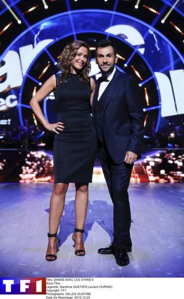 ... il en est devenu le co-présentateur avec Sandrine Quétier pour la saison 6