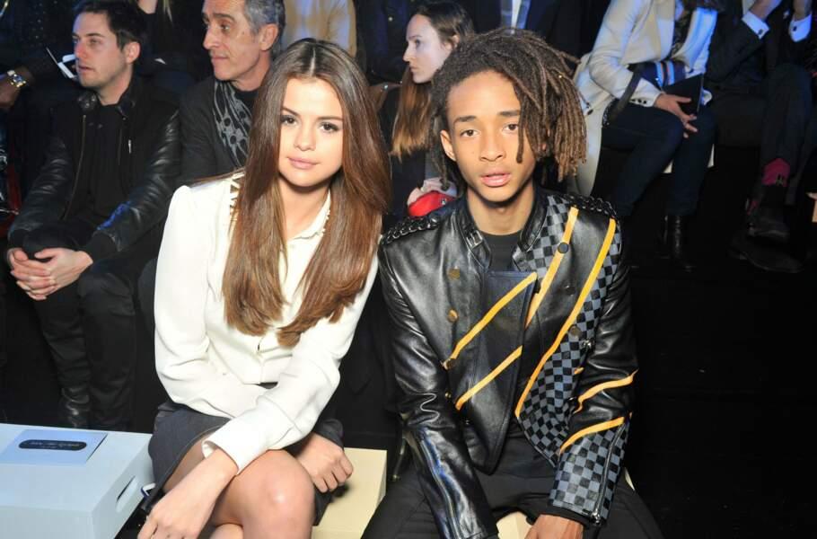 Selena Gomez et Jaden Smith