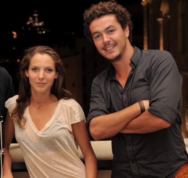Elodie Varlet a depuis fondé une famille avec son compagnon et comédien Jérémie Poppe