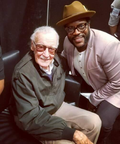 Décidément, la vraie star, c'est Stan Lee !