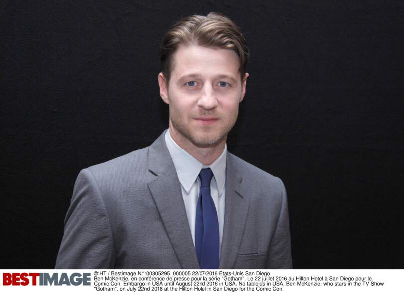 Ben McKenzie, le héros de Gotham