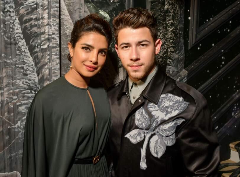 Nick, lui, a épousé l'actrice indienne Priyanka Chopra